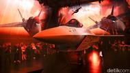 Ini Dia Jet Tempur Terbaru Rusia Pesaing F-35 Amerika