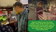 Ajari Satpol PP Manusiawi, Babah Alun Borong Dagangan Kaki Lima
