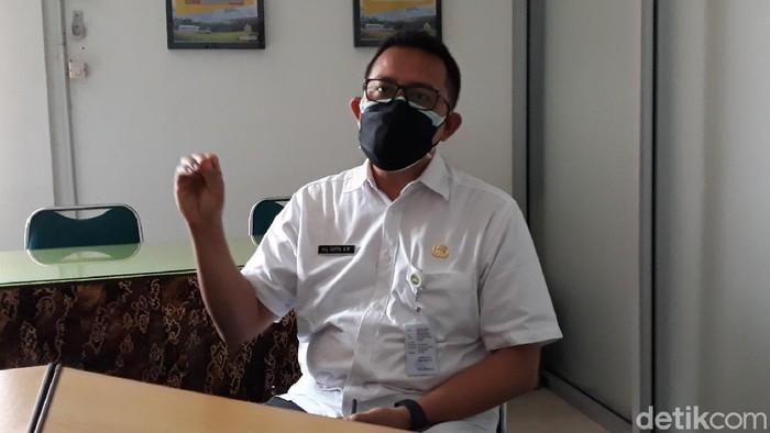 Kepala Bidang Pelayanan Kesehatan Dinkes Bantul, Sapta Adisuka Mulyatno, Rabu (21/7/2021).