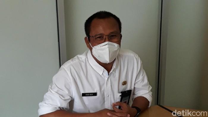 Kepala Dinas Kesehatan Kabupaten Bantul Agus Budi Raharja