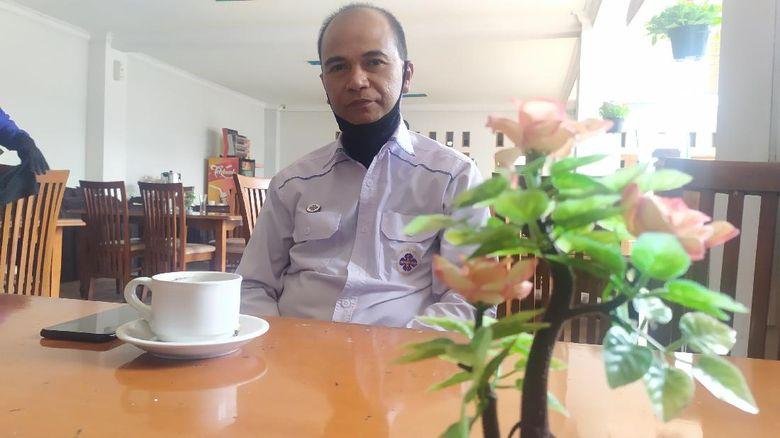 Ketua PHRI Cianjur Nano Indra Praja