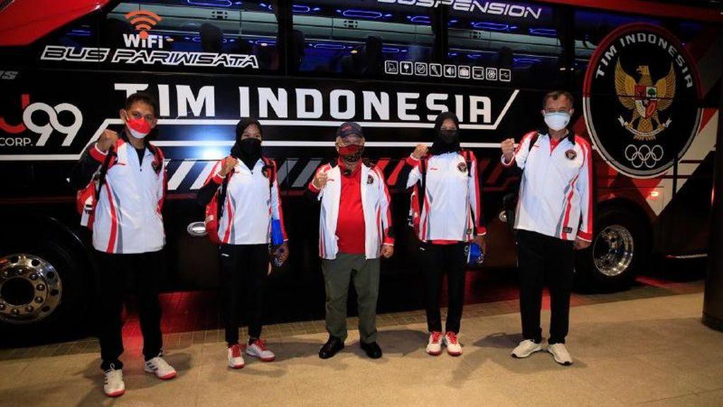 Jadwal Lengkap Pertandingan Atlet-atlet Indonesia di Olimpiade Tokyo 2020