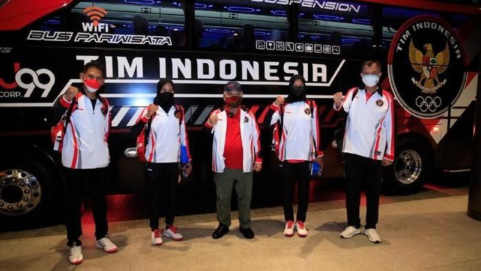 Kontingen Indonesia untuk Olimpiade 2020 Tokyo