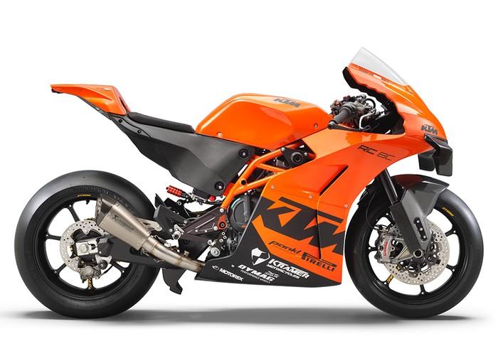 KTM RC 8C 2022