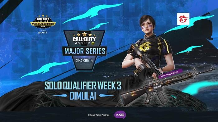 Kualifikasi Terakhir Major Series 5 Call of Duty: Mobile Dimulai Besok