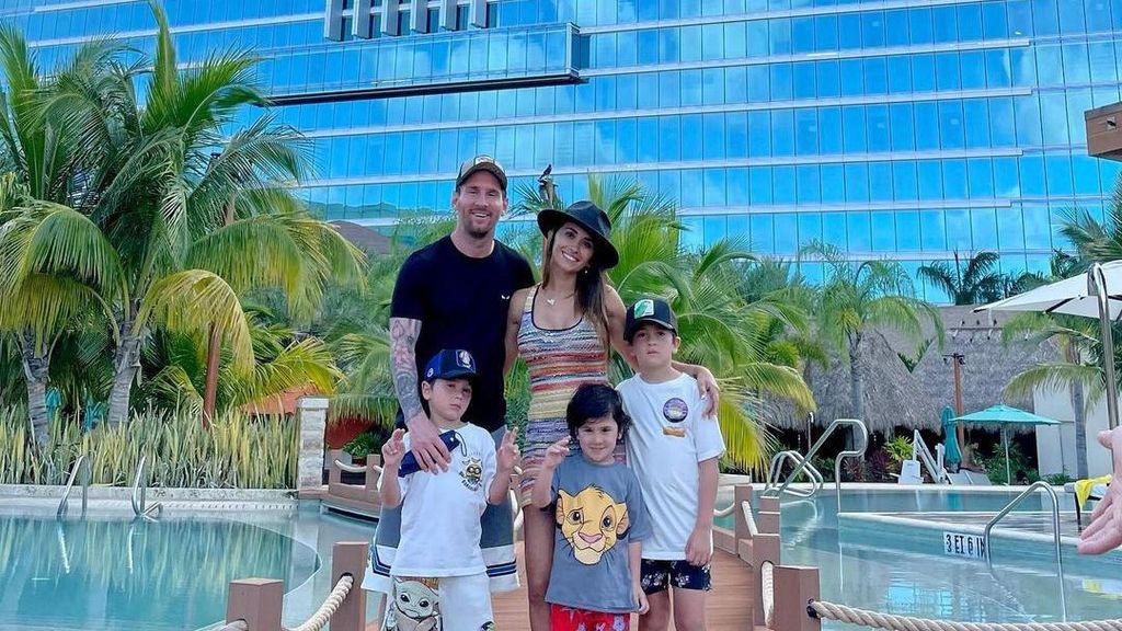 Lionel Messi dan Hotel Hard Rock yang Ikonik