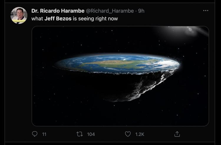 Meme Jeff Bezos