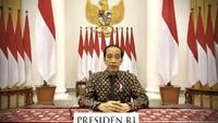Jokowi Lanjutkan PPKM Level 4, Ada Pelonggaran untuk Usaha Kecil