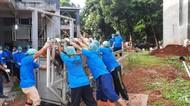 Pemkot Jaksel Pakai Alat Khusus Cegah Sapi Kurban Ngamuk Jelang Dipotong