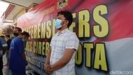 Bikin Konten Hoaks Pasar Jagastru Cirebon Ricuh, Pegawai BUMN Diciduk Polisi