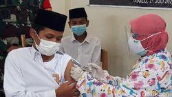 Dorong Herd Immunity, 7 Ponpes di 7 Kota Gelar Vaksinasi COVID-19
