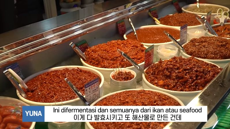 Terasi Korea