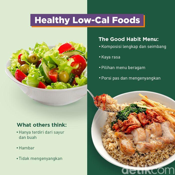 The Good Habit: Yummy! Burger Rendang dan Ayam Geprek Rendah Kalori