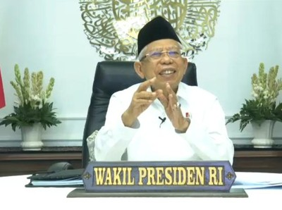 Ini Konsep Wisata Halal Indonesia Menurut Wapres Maruf Amin