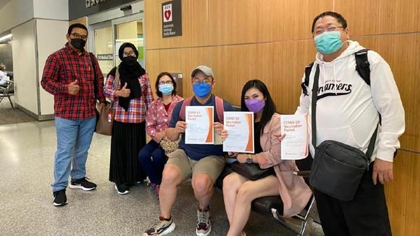 Golden Rama Tours & Travel mencatat program wisata vaksin yang dikemas dengan produk Vac-cation, ini memiliki sambutan yang tinggi (225% respon positif dibandingkan regular produk domestik).