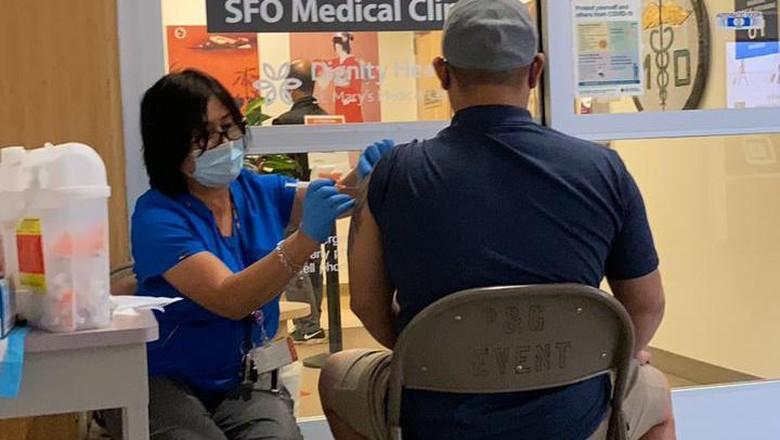 Wisata Vaksin di Amerika Serikat