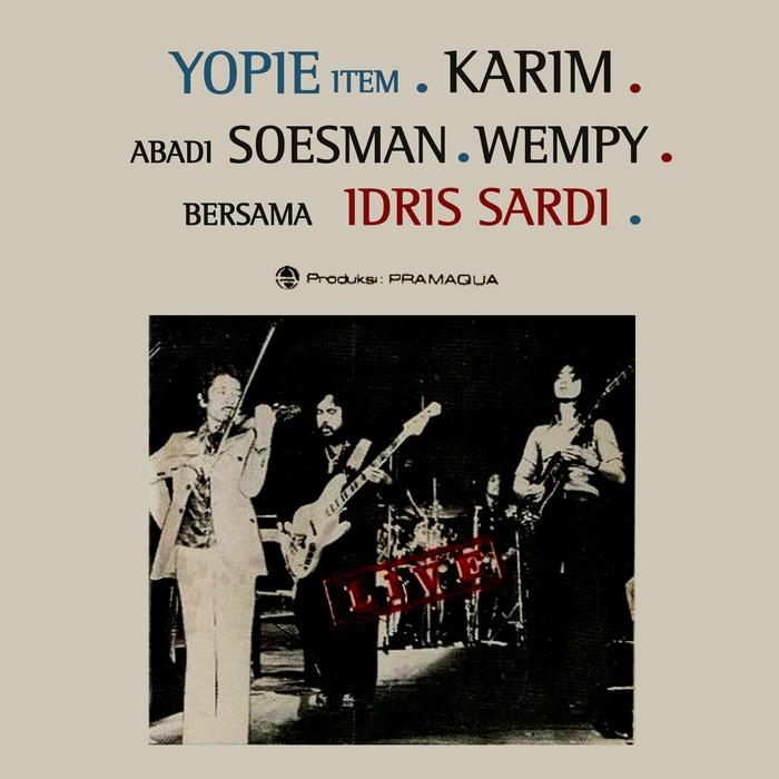 Yopie Item Cs, Idris Sardi