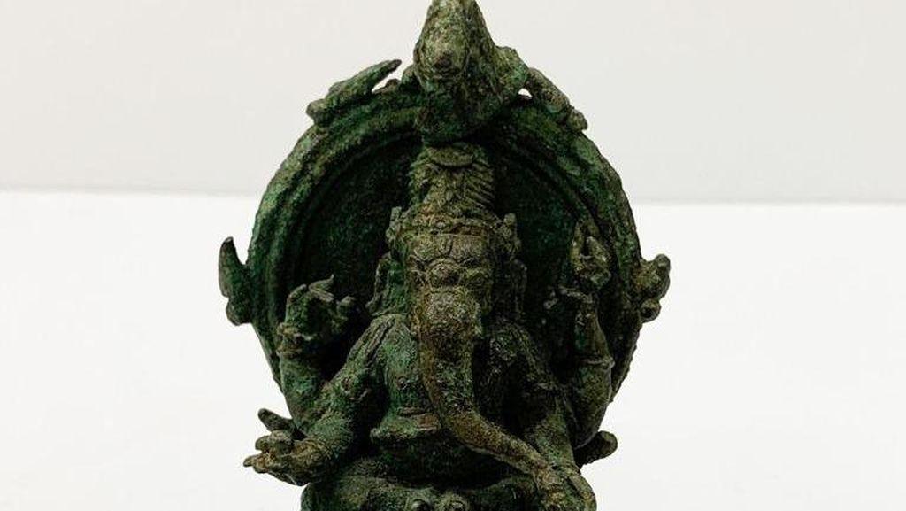 Artefak Ganesha yang Diselundupkan ke AS Ditaksir sampai Rp 597 Juta