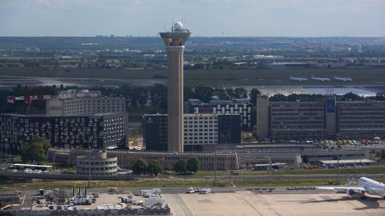 Bandara Charles de Gaulle Paris