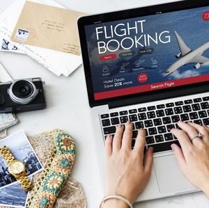 Perlu Tahu, Ini Keuntungan Beli Tiket Pesawat Online Saat Pandemi