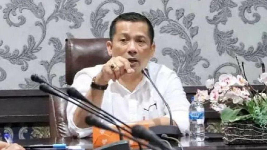 Bupati Meranti Serang Pemprov Riau soal Stok Vaksin COVID Habis: Amburadul!