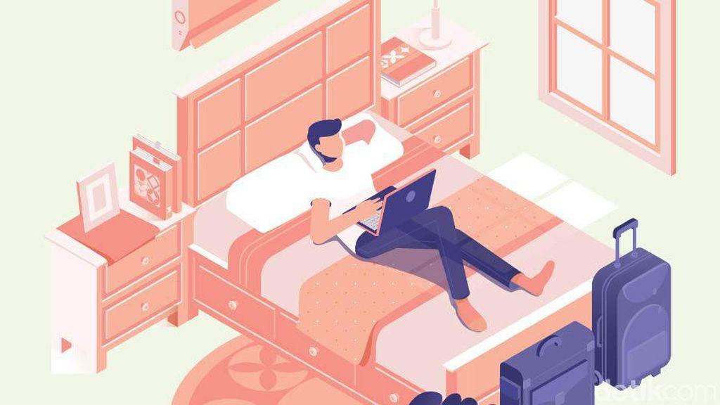 DPR Diapresiasi Pakai Hotel untuk Isoman, Lembaga Lain Diminta Ikutan