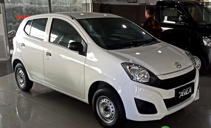 Daihatsu Ayla 1.0 D