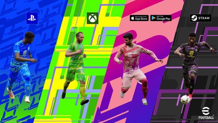 Game eFootball Pengganti PES