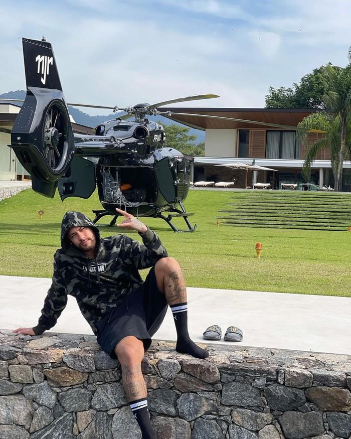 Helikopter Neymar