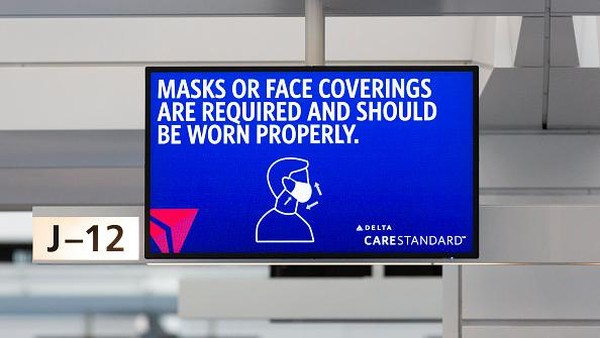 Akreditasi keselamatan ini dianggap sebagai tolok ukur global untuk menentukan perjalanan yang aman jaminan bagi pelanggan dan pengakuan atas efektivitas langkah-langkah kebersihan dan keselamatan Bandara Haneda. Getty Images/Yuichi Yamazaki