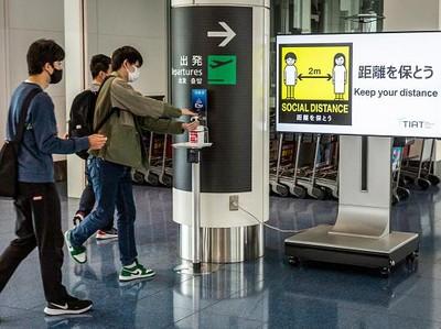 Jepang Pangkas Durasi Karantina untuk Turis yang Divaksin Penuh