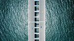 Jalanan Menghilang di Tengah Laut Denmark, Begini Penampakannya