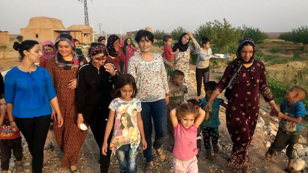 Ada Desa Khusus Wanita, Isinya Para Janda dan Mereka yang Pernah Alami KDRT
