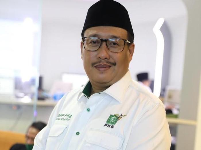 Ketua DPC Partai Kebangkitan Bangsa (PKB) Klaten, Bambang Susanto