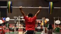 PON Jadi Evaluasi Awal Lifter Pelatnas Menuju Kejuaraan Dunia