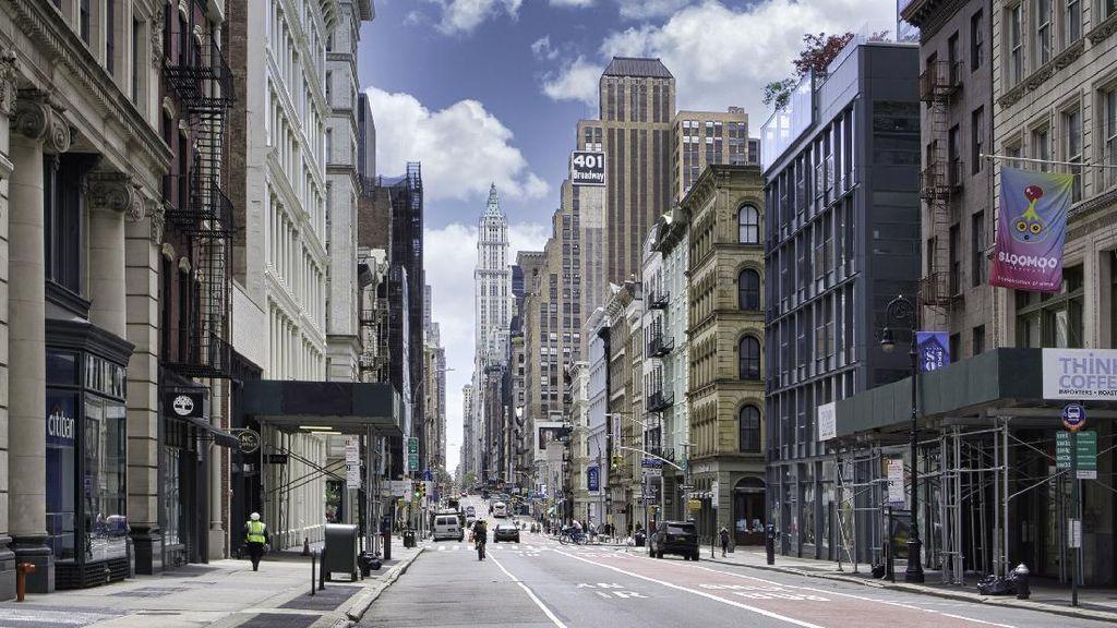New York Larang Mobil Bensin dan Diesel Mulai 2035