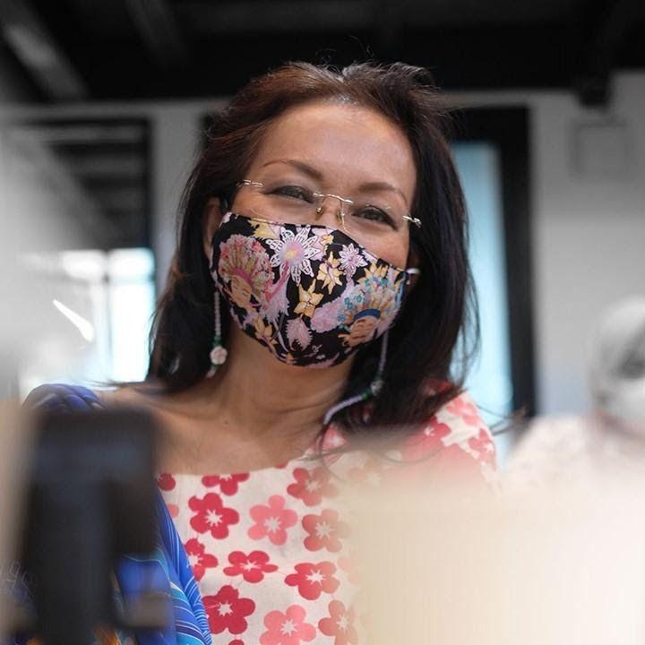 Masker Batik