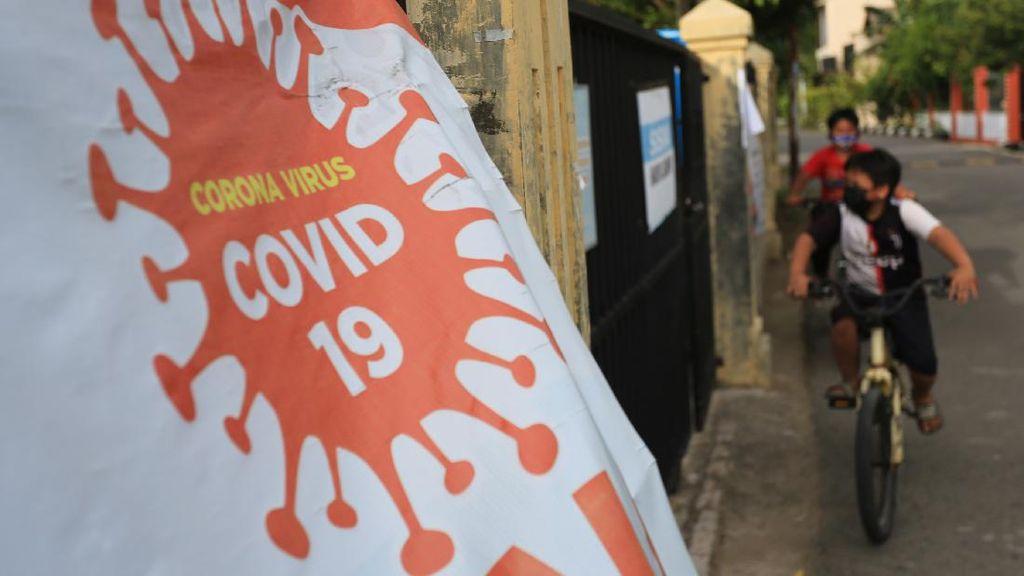 Rekor 19 Kematian Terendah di 2021, COVID-19 RI Tambah 747 Kasus Per 17 Oktober