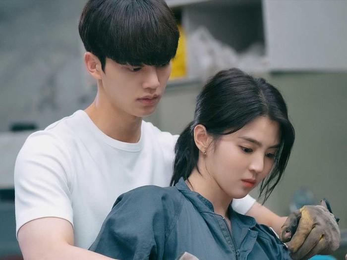 Nevertheless, drama Korea terbaru 2021. Foto: dok. Instagram @jtbcdrama