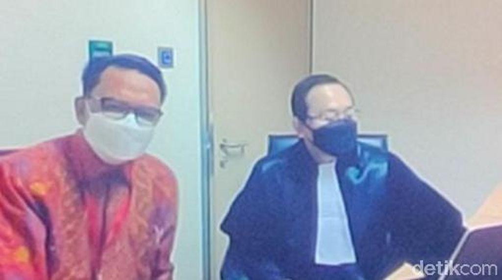 Momen Bongkar Paksa Kamar VVIP di Rujab Gubernur Sulsel
