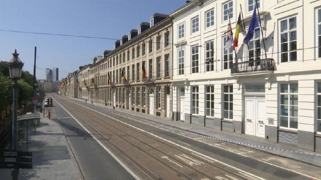 Perayaan Hari Nasional Belgia di Tengah Tragedi Banjir dan Pandemi Corona
