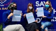 Saat Warga Bandung Berbondong-bondong Disuntik Vaksin Corona