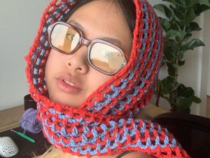 Cerita Wanita Indonesia yang Bikini Rajut Buatannya Dipakai Kylie Jenner