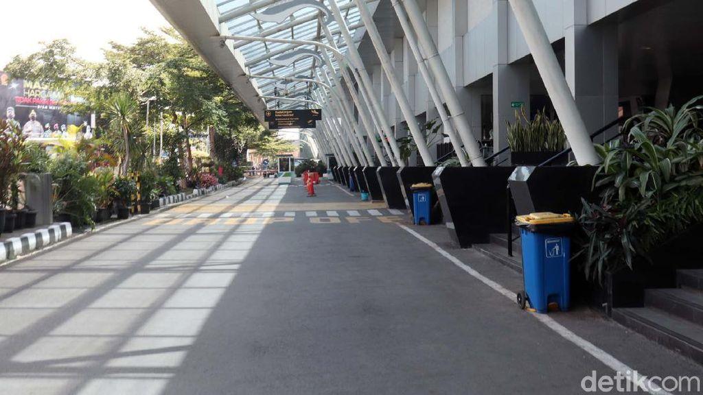 Sepi Penumpang, Maskapai di Bandara Husein Sastranegara Batalkan Penerbangan