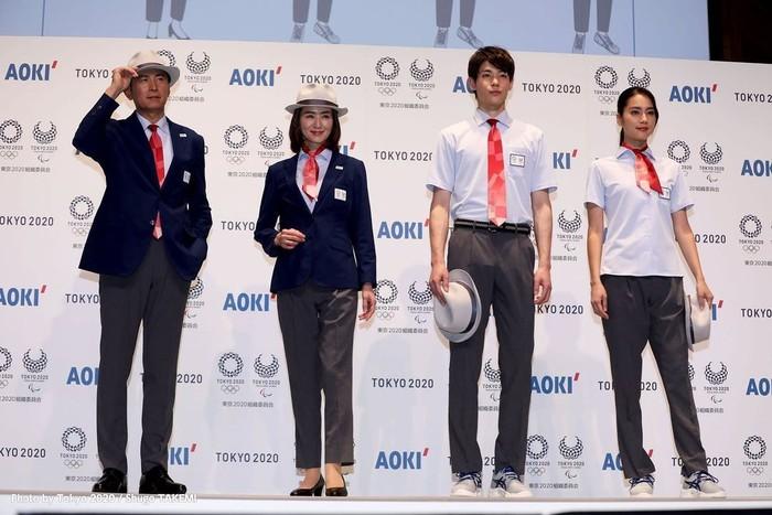 Seragam Olimpiade Tokyo 2020 Paling Stylish
