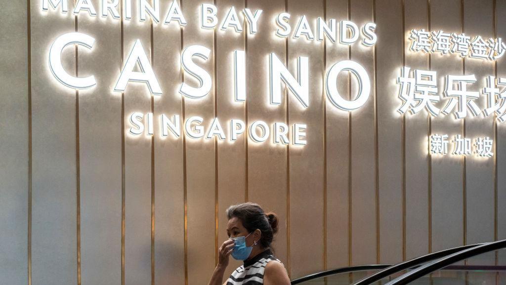 Catat Rekor Kasus Harian, Singapura Babak Belur Dihantam COVID-19