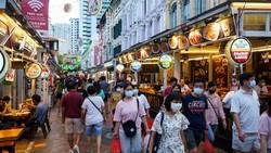 Pertama Kali dalam Sejarah, Singapura Catat Lebih 5 Ribu Kasus COVID-19 Sehari!