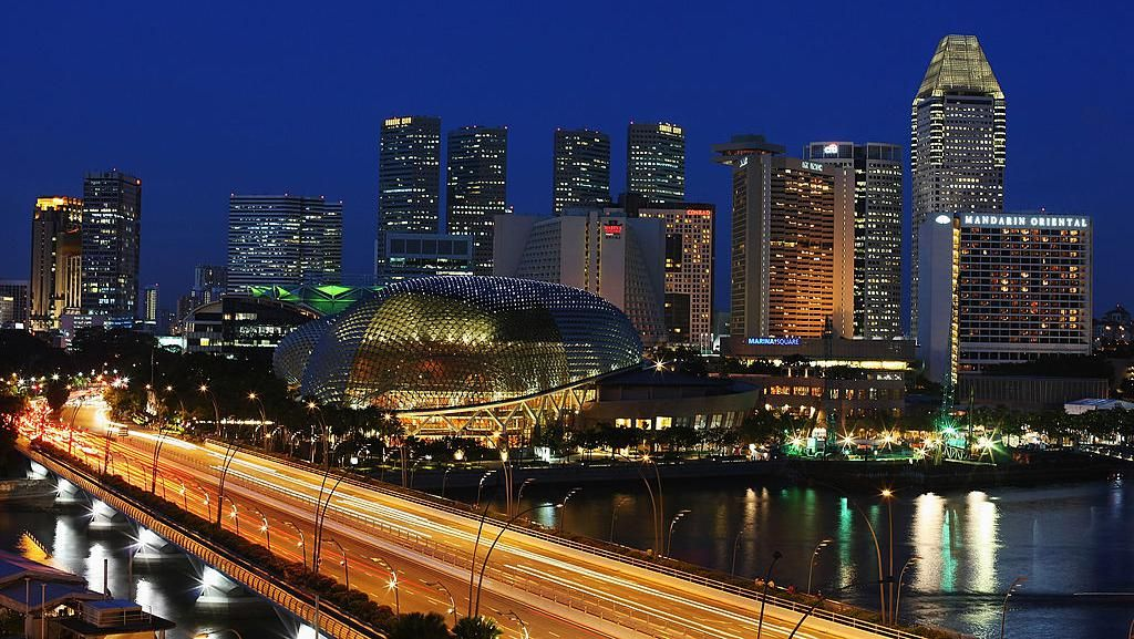 Singapura Lockdown Lagi di Tengah Wacana Damai dengan Corona