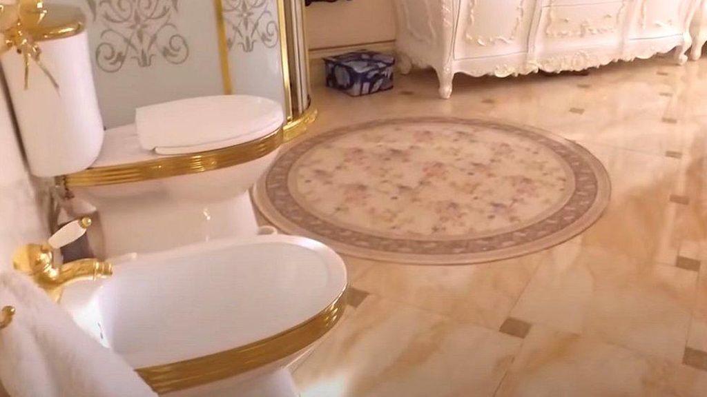 Toilet Emas Ditemukan dalam Penyelidikan Suap Polisi Rusia