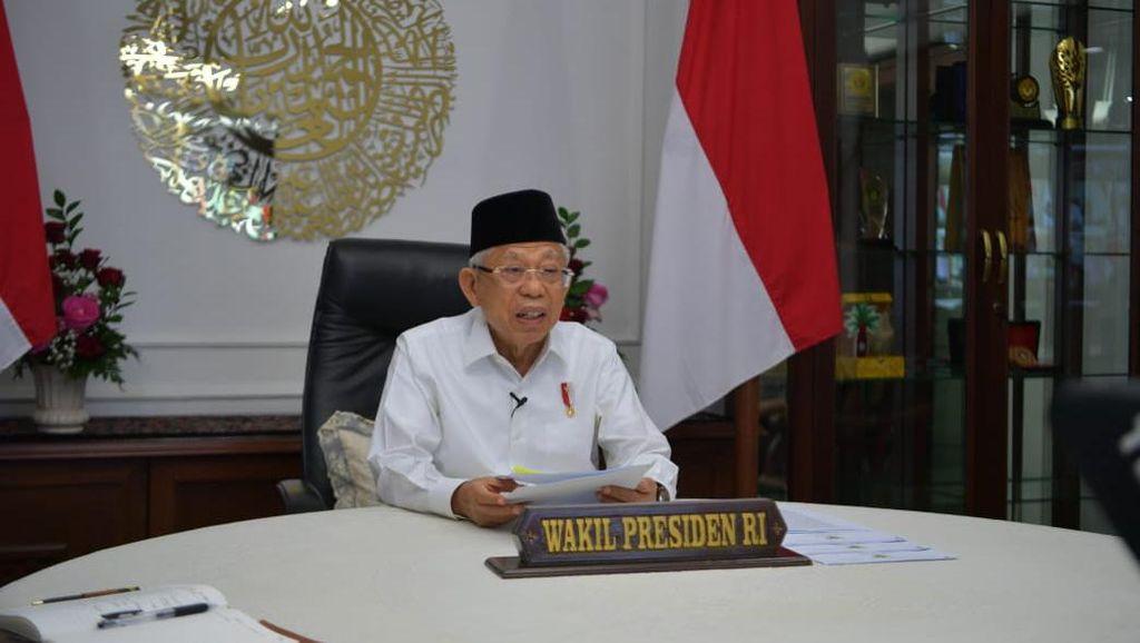 Soroti PPKM di Jabar, Maruf Minta Mobilitas Ditekan-PKL Tetap Bisa Jualan